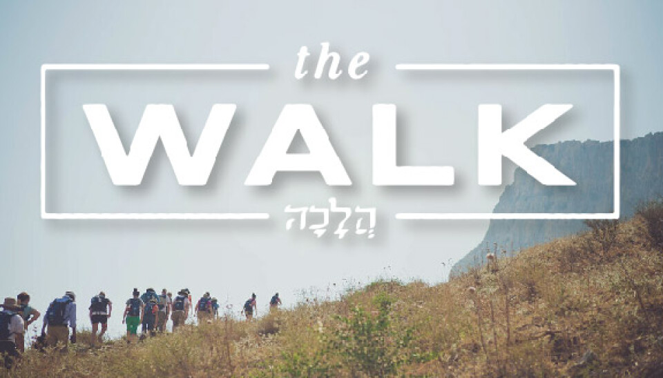 The Walk (Young Adults 18-25)