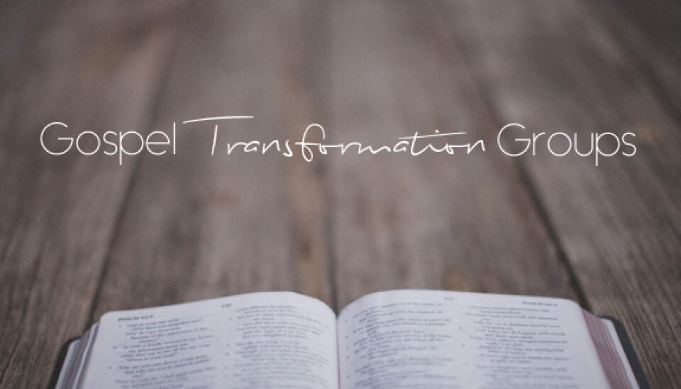 Gospel Transformation Groups