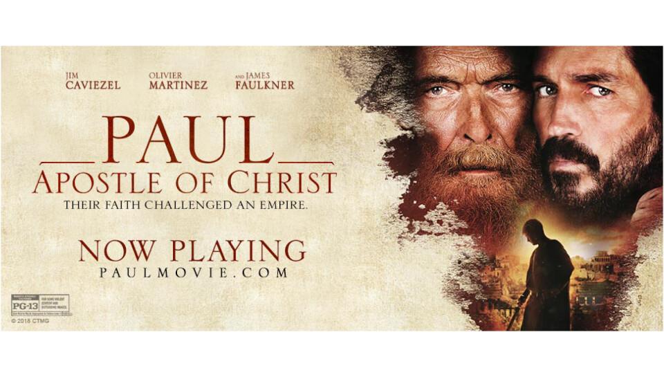 PAUL THE APOSTLE | Crossroads Movie Night