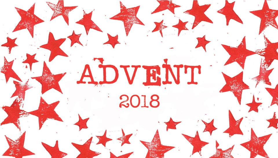 Advent 2018 Reading Plan