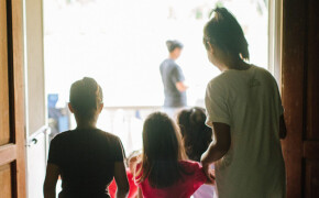 Children Rescued from Sex Trafficking and the Hope of the Gospel