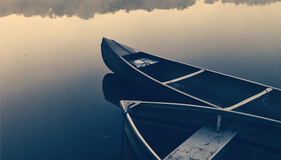 Father/Son Canoe Trip
