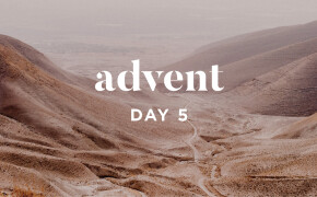 ADVENT 2019 | Lifted Up in the Wilderness